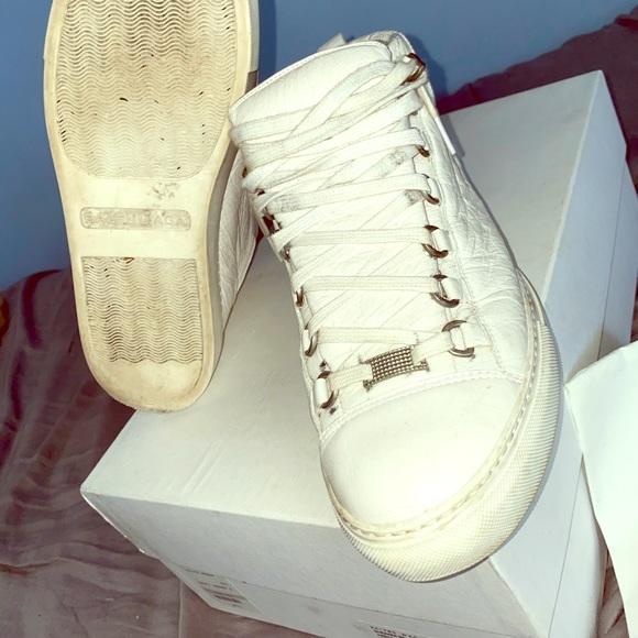 Balenciaga Shoes | Arena Extrablanc